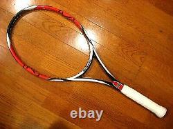 Wilson (K) Factor Six. One 95 Tennis Racquet
