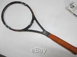 Wilson Kfactor K Pro Staff (sampras) Tennis Racquet (4 3/8) Dealer Demo Racquet