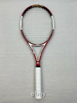 Wilson N Six One 95 16x18, 4 3/8 Excellent Condition 9/10 NCode