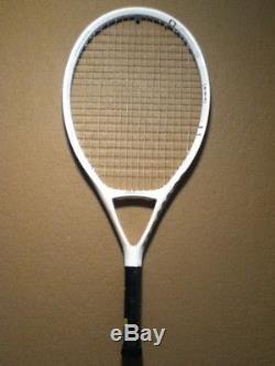 Wilson N1 Force 125 Super Oversize Strung Tennis Racquet 4-3/8 Rare Free Ship