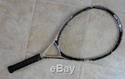 Wilson N2 121 Super Oversize Tennis Racquet Racket 4-1/2 Minty Rare Free Ship