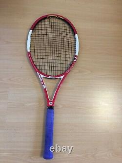 Wilson NCode Six. One Tour 90 tennis rackets