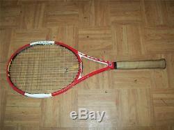 Wilson Ncode Six-One Tour 90 Roger Federer 4 1/2 grip Tennis Racquet