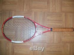 Wilson Ncode Six-One Tour 90 head Federer 4 3/8 grip Tennis Racquet