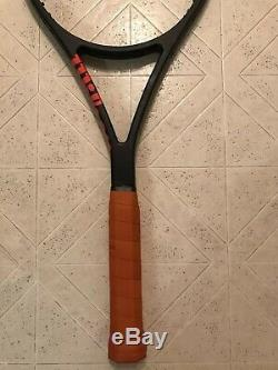 Wilson Original 6.0 95 Pro Stock Tennis Racket Pro Staff 97 Paint Job Racquet