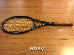 Wilson Original Pro Staff 85 Midsize Tennis Racket St. Vincent L3 4-3/8 Grip
