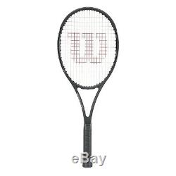 Wilson PRO STAFF 97LS Tennis Racket, designed by Roger Federer (4 0/8)