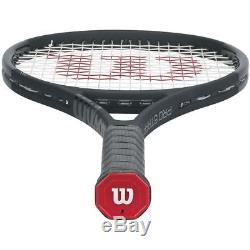 Wilson PRO STAFF 97LS Tennis Racket, designed by Roger Federer (4 1/8)