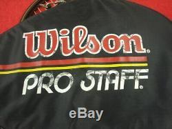Wilson Pro Staff 6.0 85 Midsize St Vincent RSQ Racquets Racket 4 1/2 grip