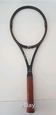Wilson Pro Staff 6.0 85 St Vincent 1 Original HUQ L2 Tennisschläger Top Zustand