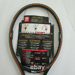 Wilson Pro Staff 6.0 Midsize 85 Tennis Racquet 4 1/2 Inch Brand New L4