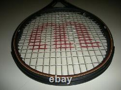 Wilson Pro Staff 6.0 Midsize 85 Tennis Racquet 4 1/2 St. Vincent (new Strings)