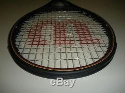 Wilson Pro Staff 6.0 Midsize 85 Tennis Racquet 4 3/8 St. Vincent (new Strings)