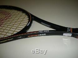 Wilson Pro Staff 6.0 Midsize 85 Tennis Racquet 4 3/8 Taiwan
