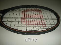 Wilson Pro Staff 6.0 Midsize 85 Tennis Racquet 4 3/8 (new Strings) St. Vincent