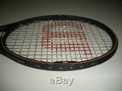 Wilson Pro Staff 6.0 Midsize 85 Tennis Racquet 4 5/8 St. Vincent (new Strings)