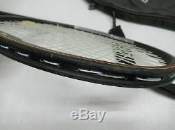Wilson Pro Staff 6.0 Midsize 85 (chicago) Tennis Racquet (4 3/8) Fairway Leather