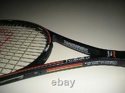 Wilson Pro Staff 6.0 Mp 95 Original Tennis Racquet 4 1/2 (new Strings)