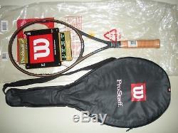 Wilson Pro Staff 6.0 Original 95 Mp Tennis Racquet 4 1/2 Brand New