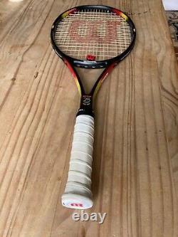 Wilson Pro Staff 6.1 25th Anniversary Edition Tennis Racket 4 3/8 Grip