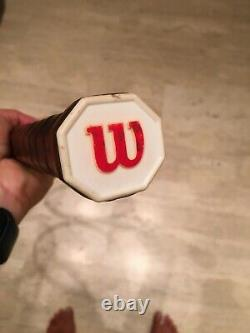 Wilson Pro Staff 85 Made In Belgium