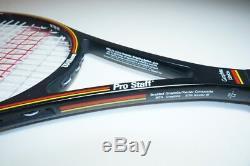 Wilson Pro Staff 85 Midsize 6.0 1990/1991 Taiwan Tennis Racket 4 1/2 L4 Eu4