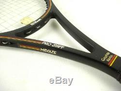 Wilson Pro Staff 85 Midsize GMI Chicago Racquets Racket 4 1/2 grip