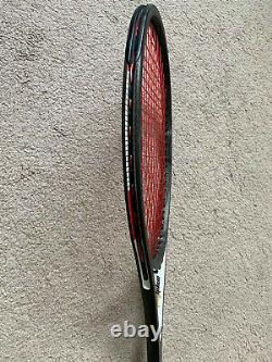 Wilson Pro Staff 90 2014, 4 1/4 (BLACK OUT)