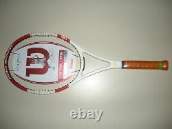 Wilson Pro Staff 90 Amplifeel Tennis Racquet 4 3/8 Brand New Federer 2014