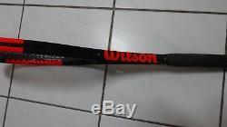 Wilson Pro Staff 97 2017 L3 (4 3/8) 315 Gr. Inkl. Luxilon SB NEU