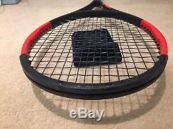 Wilson Pro Staff 97 2017 Tennis Racket RRP £200 STRUNG. Free cover grip 4