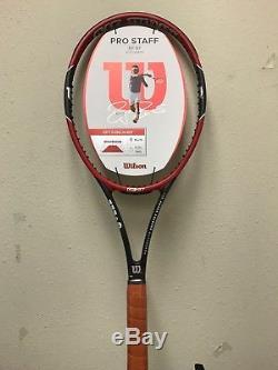 Wilson Pro Staff 97 Autograph Tennis Racquet Grip Size 4 1/4