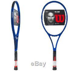 Wilson Pro Staff 97 CV Laver Cup Tennis Racquet Racket Blue 97sq 315g G2 16x19