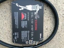 Wilson Pro Staff 97 Countervail Black, New Model, tennis racquet, 3/8 grip