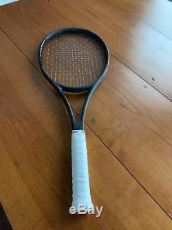 Wilson Pro Staff 97 Countervail Grip 4 3/8 Preowned Tennis Racquet