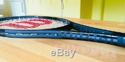 Wilson Pro Staff 97 Grip Size 3 (4 3/8)Excellent condition Tennis racket Federer