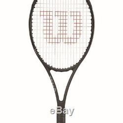 Wilson Pro Staff 97 LS Tennis Racket Black Grip 3 UNSTRUNG 290 grams 27inch 2017
