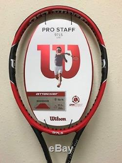 Wilson Pro Staff 97 LS Tennis Racquet Grip Size 4 3/8