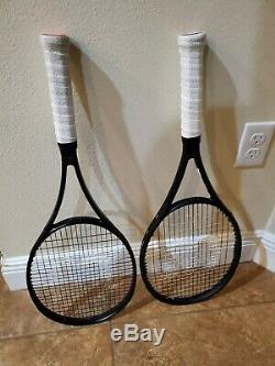 Wilson Pro Staff 97 RF Autograph 4 1/4 (TWO), Excellent Shape, FREE SHIPPING