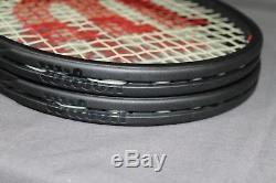 Wilson Pro Staff 97 RF Autograph Limited Edition Tennis Racquet 4 3/8 Strung