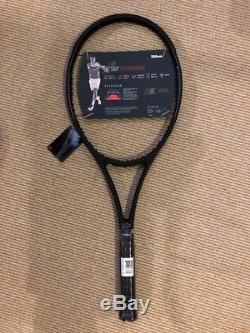 Wilson Pro Staff 97 RF Autograph Tennis Racket 4 3/8 NEW
