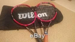 Wilson Pro Staff 97 & RF97 Autograph Tennis Racket Grip 3