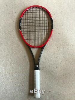 Wilson Pro Staff 97 Tennis Racket Strung Grip Size 3