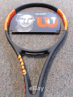 Wilson Pro Staff 97 Tennis Racket Various Grip Sizes & Stringing Options