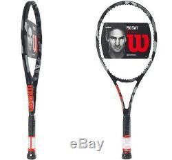 Wilson Pro Staff 97L CAMO Tennis Racquet Racket Unstrung 97sq 290g G2 WRT74101U2