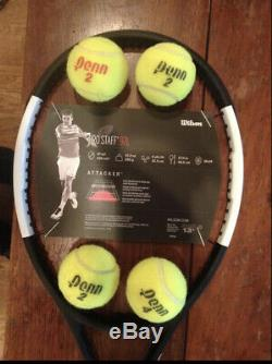 Wilson Pro Staff 97L CV Camo Tennis Racket Grip Size 4 1/4