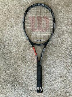 Wilson Pro Staff 97L CV Camo Tour Racket Very good Condition Grip Size 2