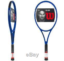 Wilson Pro Staff 97L Laver Cup Tennis Racquet Racket Blue 97sq 290g G2 16x19