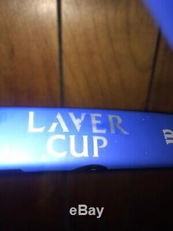 Wilson Pro Staff 97L (Laver Cup) Tennis Racquet USED, UNSTRUNG (4 3/8 Grip)