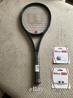 Wilson Pro Staff 97LS Tennis Racket Grip 2 Custom Strung Federer Inspired